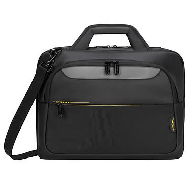 """Targus CityGear 3 Topload 15.6"""" Noir Sacoche pour ordinateur portable (jusqu'à 15.6"""") et tablette"""