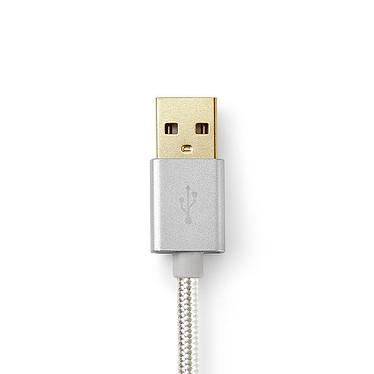 Acheter Nedis Câble USB-A vers micro-USB-B - 3 m