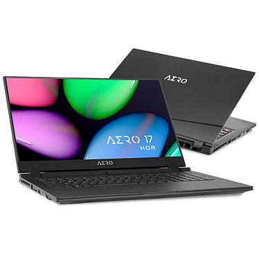 "Gigabyte Aero 17 HDR XA-7FR4130SQ Intel Core i7-9750H 16 Go SSD 512 Go 17.3"" LED Ultra HD NVIDIA GeForce RTX 2070 8 Go Wi-Fi AX/Bluetooth Webcam Windows 10 Professionnel 64 bits"