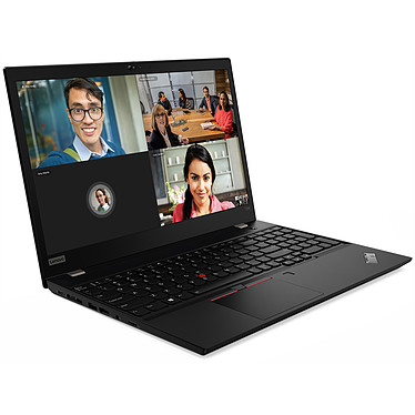 "Lenovo ThinkPad T590 (20N4000DFR) Intel Core i7-8565U 8 Go SSD 512 Go 15.6"" LED Full HD Wi-Fi AC/Bluetooth Webcam Windows 10 Professionnel 64 bits"