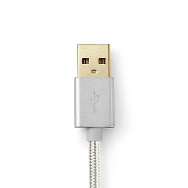 Acheter Nedis Câble 2-en-1 USB vers micro-USB, Lightning - 2 m