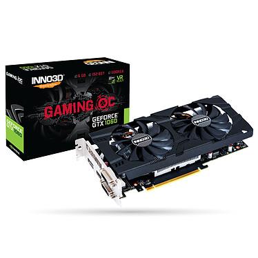 INNO3D GeForce GTX 1060 GAMING OC 6 Go GDDR5X - HDMI/DisplayPort/Dual DVI - PCI Express (NVIDIA GeForce GTX 1060)