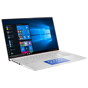 "ASUS Zenbook 15 UX534FAC-A8045R avec ScreenPad Intel Core i5-10210U 8 Go SSD 512 Go 15.6"" LED Full HD Wi-Fi AX/Bluetooth Webcam Windows 10 Professionnel 64 bits"