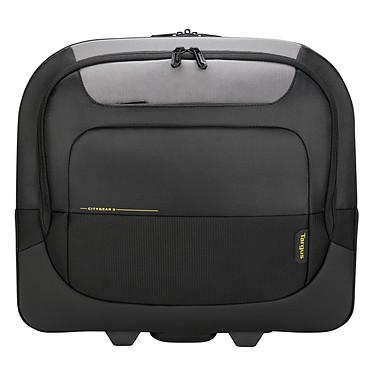 """Targus CityGear 3 Roller Laptop Case 17.3"""" Noir Mallette à Roulettes pour ordinateur portable (jusqu'à 17.3"""") et tablette"""