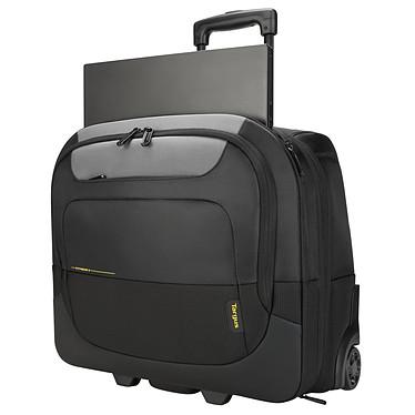 "Avis Targus CityGear 3 Roller Laptop Case 17.3"" Noir"