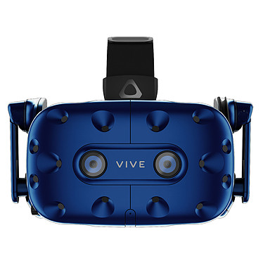 Avis HTC Vive Pro Complete Edition + Wireless Adaptator + Wireless Adaptator Clip
