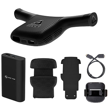 HTC Wireless Adaptator + HTC VIVE Cosmos Wireless Adaptator Attachement Kit Adaptateur sans-fil pour HTC Vive + Clip pour adaptateur sans-fil HTC pour HTC VIVE Cosmos