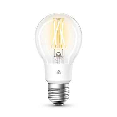 TP-LINK KL50 Ampoule connectée dimmable E27 Blanc doux - 7 Watts - 800 Lumens - Équivalent 50 Watts - Google home / Amazon Alexa