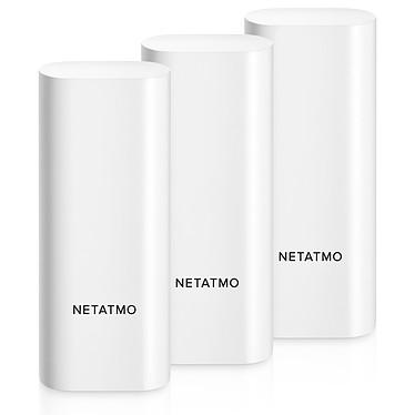 Netatmo Smart Door and Windows Sensors Détecteurs d'ouverture intelligents pour portes et fenêtres