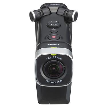 Zoom Q4n Enregistreur audio/vidéo portatif - HD 3M (2304 x 1296) - Hi-Res Audio - écran tactile pivotant - Microphones X/Y 120° - Slot SDXC