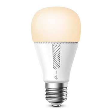 TP-LINK KL110 Ampoule connectée dimmable E27 Blanc doux - 10 Watts - 800 Lumens - Équivalent 60 Watts - Google home / Amazon Alexa / Microsoft Cortana