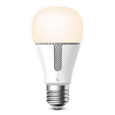 TP-LINK KL120 Ampoule connectée dimmable E27 Blanc doux - 10 Watts - 800 Lumens - Équivalent 60 Watts - Google home / Amazon Alexa / Microsoft Cortana