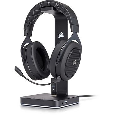 Opiniones sobre Gaming Corsair HS70 Pro Wireless (Negro)