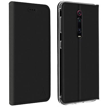 Akashi Etui Folio Porte Carte Noir Xiaomi Mi 9T / 9T Pro Etui folio avec porte carte pour Xiaomi Mi 9T / 9T Pro