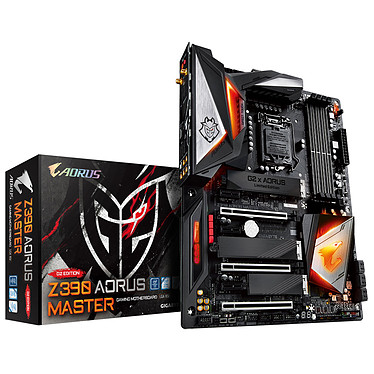 Gigabyte Z390 AORUS Master - G2 Edition