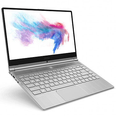 "MSI Modern 14 A10M-666FR Intel Core i5-10210U 8 Go SSD 512 Go 14"" LED Full HD Wi-Fi AC/Bluetooth Webcam Windows 10 Famille 64 bits"