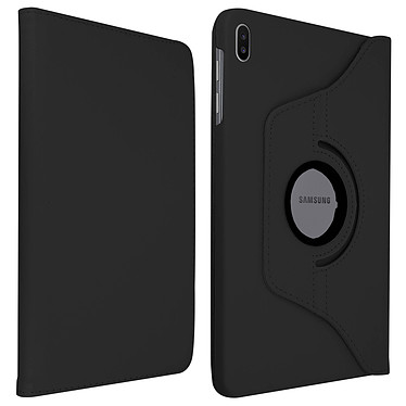 Akashi Etui Folio Noir Galaxy Tab S6 Étui / support 360° pour tablette Samsung Galaxy Tab S6