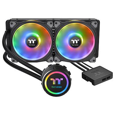 Thermaltake Floe DX RGB 280 TT Premium Edition Kit de Watercooling 280 mm  tout-en-un pour processeur avec rétroéclairage RGB
