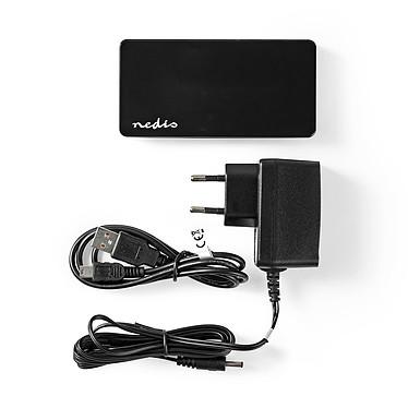 Acheter Nedis 7-port USB 2.0 hub with power delivery