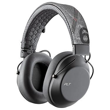 Plantronics BackBeat FIT 6100 Gris Casque circum-aural sans fil sport - Bluetooth 5.0 - Autonomie 24h - IPX5 - Commandes/Micro