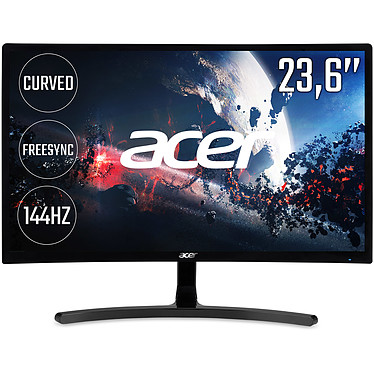 """Acer 23.6"""" LED - ED242QRAbidpx"""