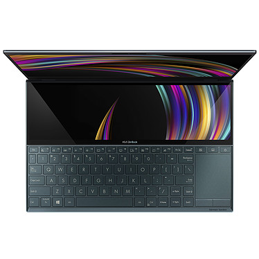 Avis ASUS ZenBook Duo UX481FA-HJ054R avec ScreenPad
