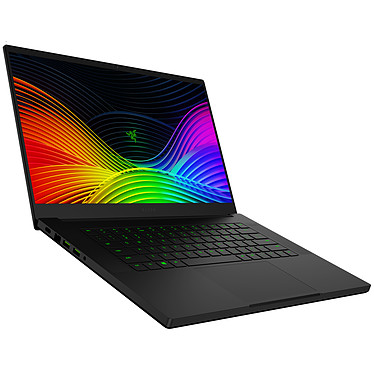 "Razer Blade 15 (RZ09-03009F76-R3F1) Intel Core i7-9750H 16 Go SSD 128 Go + HDD 1 To 15.6"" Full HD NVIDIA GeForce GTX 1660 Ti 6 Go Wi-Fi AC/Bluetooth Webcam Windows 10 Famille 64 bits"