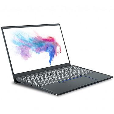"""MSI Prestige 14 A10SC-040XFR Intel Core i7-10710U 8 Go SSD 512 Go 14"""" LED Full HD NVIDIA GeForce GTX 1650 4 Go Wi-Fi AX/Bluetooth Webcam FreeDOS"""