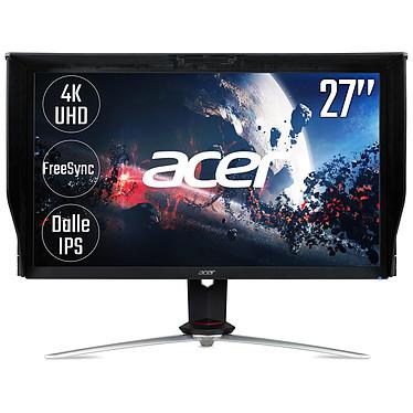 "Acer 27"" LED - Nitro XV273Kpbmiipphzx 3840 x 2160 pixels - 1 ms (VRB) - Format 16/9 - Dalle IPS - 120 Hz - DisplayPort - HDMI - FreeSync - Compatible G-SYNC - HDR - Hub USB 3.0 - Noir (Garantie constructeur 2 ans)"