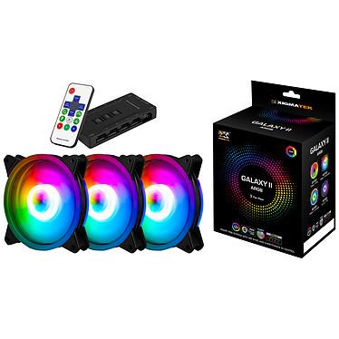 Avis Xigmatek AX120 Galaxy 2 Essential Pack de 3