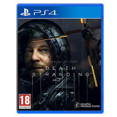 Death Stranding (PS4) Jeu PS4 Action-Aventure 18 ans et plus