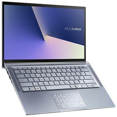 "ASUS Zenbook 14 UX431FA-AM058T avec NumberPad Intel Core i5-8265U 8 Go SSD 512 Go 14"" LED Full HD Wi-Fi AC/Bluetooth Webcam Windows 10 Famille 64 bits"