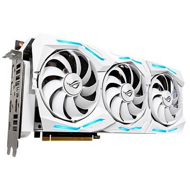 ASUS GeForce RTX 2080 Ti ROG-STRIX-RTX2080TI-O11G-WHITE-GAMING - Edition Spéciale 11 Go GDDR6 - Dual HDMI/Dual DisplayPort/USB Type-C - PCI Express (NVIDIA GeForce RTX 2080 Ti)