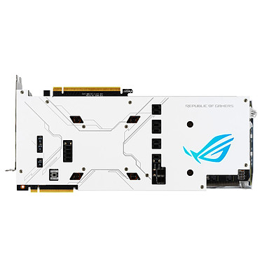 Acheter ASUS GeForce RTX 2080 Ti ROG-STRIX-RTX2080TI-O11G-WHITE-GAMING - Edition Spéciale
