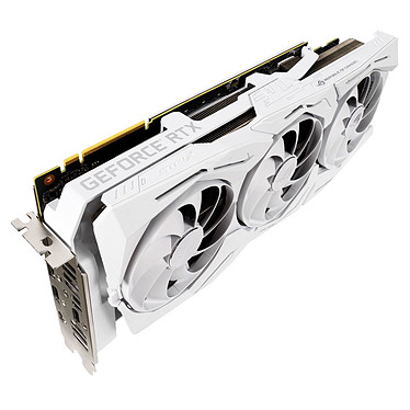 Avis ASUS GeForce RTX 2080 Ti ROG-STRIX-RTX2080TI-O11G-WHITE-GAMING - Edition Spéciale
