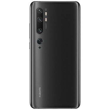 Xiaomi Mi Note 10 Pro Noir (256 Go) pas cher