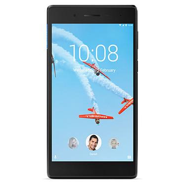 "Lenovo Tab E7 Noir (ZA400056SE) Tablette Internet - MediaTek MT8167 Quad-Core 1.3 GHz - 1 Go - 16 Go - 7"" LCD Tactile - Wi-Fi/Bluetooth/Webcam - Android 8.0 Go Edition"
