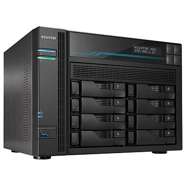 ASUSTOR AS6508T Barebone Serveur NAS 8 baies 8 Go DDR4 Intel Atom C3538 - 2x 10 GbE + 2x 2.5 GbE