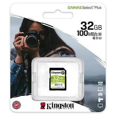 Avis Kingston Canvas Select Plus SDS2/32GB
