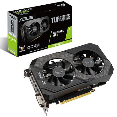 ASUS GeForce GTX 1650 SUPER TUF-GTX1650S-O4G-GAMING 4 GB GDDR6 - HDMI/DisplayPort/DVI - PCI Express (NVIDIA GeForce GTX 1650 SUPER)