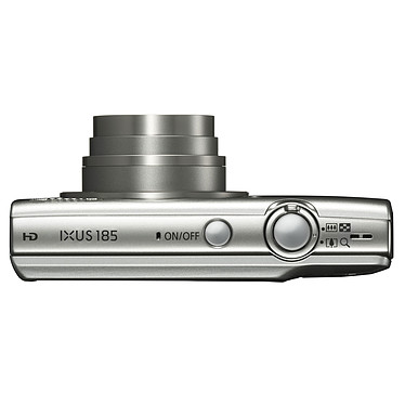 Avis Canon IXUS 185 Argent + Lowepro Portland 30 Noir
