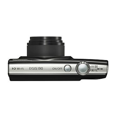 Acheter Canon IXUS 190 Noir + Lowepro Portland 30 Noir
