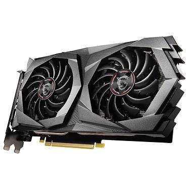 Avis MSI GeForce GTX 1650 SUPER GAMING X
