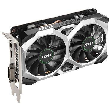 Acheter MSI GeForce GTX 1650 SUPER VENTUS XS OC