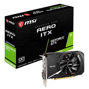 MSI GeForce GTX 1650 SUPER AERO ITX OC