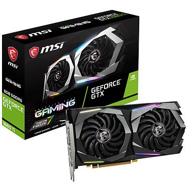 MSI GeForce GTX 1660 Ti GAMING 6G 6 Go GDDR6 - HDMI/Tri DisplayPort - PCI Express (NVIDIA GeForce GTX 1660 Ti)