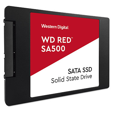 Avis Western Digital SSD WD Red SA500 4 To