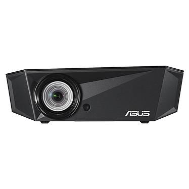 ASUS F1 Vidéoprojecteur LED/DLP 3D Ready - Full HD (1920 x 1080) - 1200 Lumens - Focale courte - Autofocus - HDMI/USB - Wi-Fi - Son 2.1 Harman/Kardon