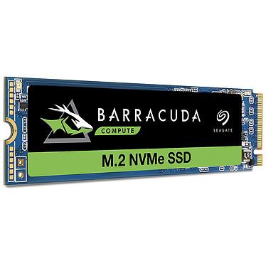 Avis Seagate SSD BarraCuda 510 M.2 PCIe NVMe 500 Go (ZP500CM3A001)