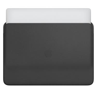 "Avis Apple Housse Cuir MacBook Pro 16"" Noir"